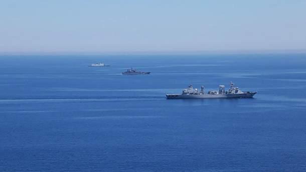 ВМС Венесуэлы хотят перехватить иностранные суда с помощью