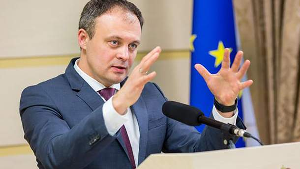 Росія намагається вплинути на вибори в Молдові, вважає спікер парламенту країни Андріан Канду