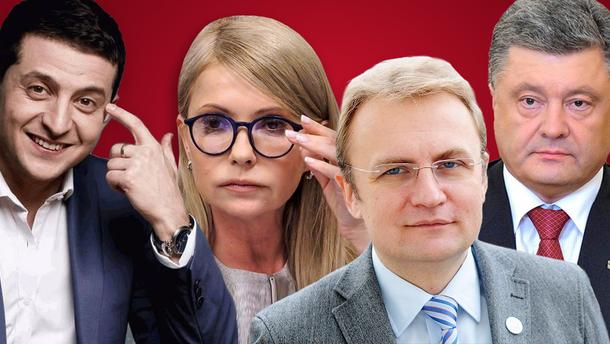 Один из кандидатов в президенты получал угрозы от жительницы Львовщины