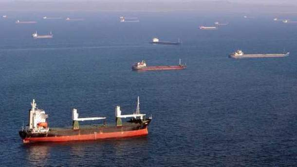 Росія програла Україні в Азовському морі