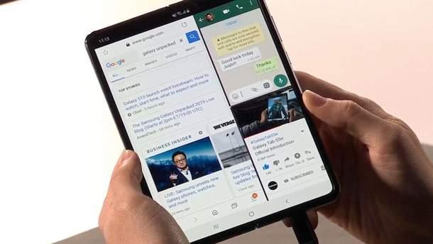 MWC 2019: Samsung представила недорогой Galaxy A50 сфлагманскими функциями