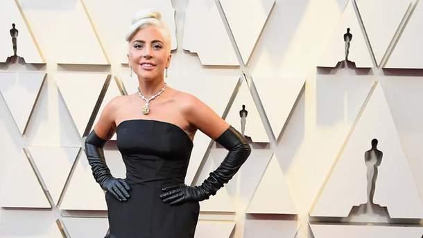 Оскар-2019: Леди Гага на церемонии