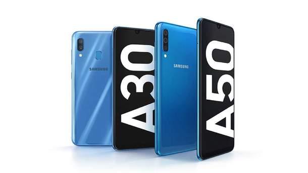 Samsung оновила лінійку смартфонів Galaxy A