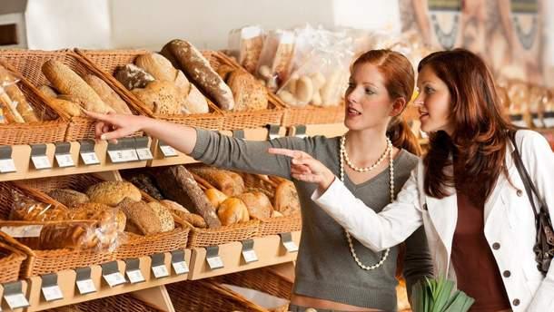 В яких регіонах України найдешевший хліб