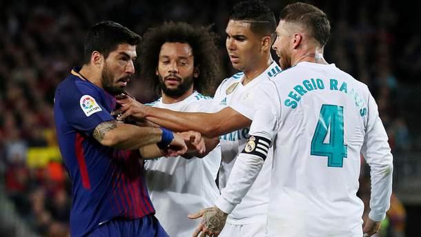 Реал – Барселона: где смотреть онлайн матч Кубок Испании 2018/2019