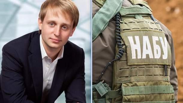 Депутату Киевсовета Сергею Крымчаку сообщили о подозрении