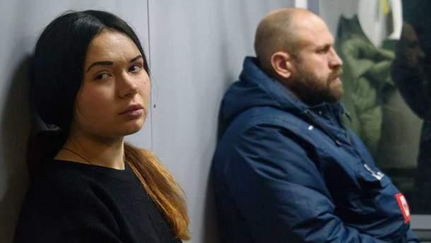 Суд над Зайцевою - дивитися онлайн - трансляція вироку Зайцевій і Дронову
