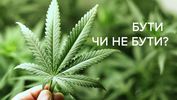 Чи легалізують в Україні медичний канабіс