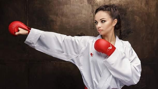 Треба вболівати за наших спортсменів, бо це нам допомагає, – каратистка Катерина Крива