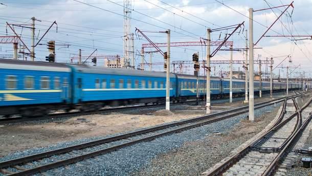 С 31 марта поезда будут курсировать маршруту Харьков – Мариуполь ежедневно