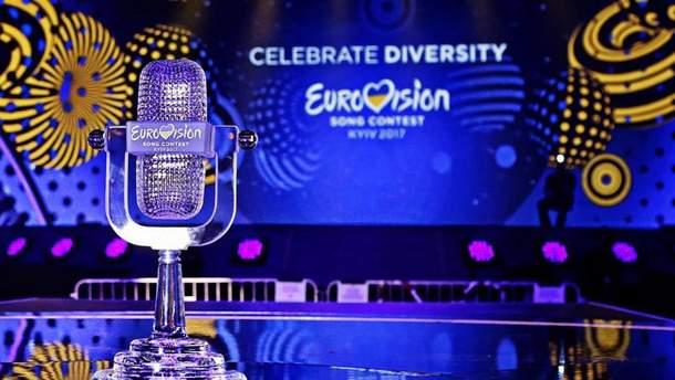 Условия договора НОТУ для представителей Украины на Евровидении