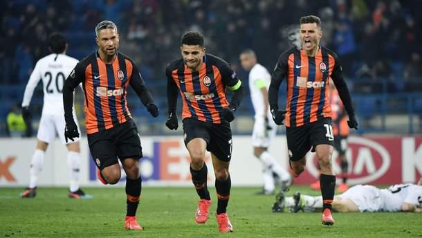 "УЄФА планує покарати донецький ""Шахтар"" за расизм"