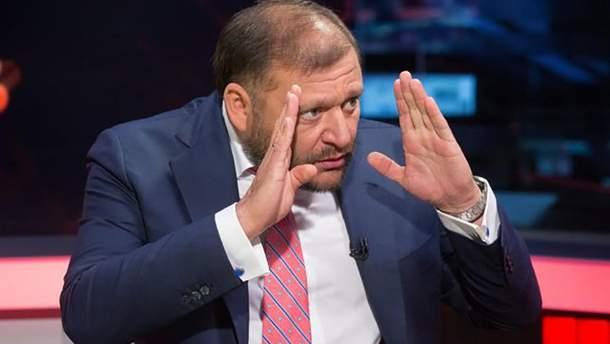 Добкін обізвав низку українських артистів