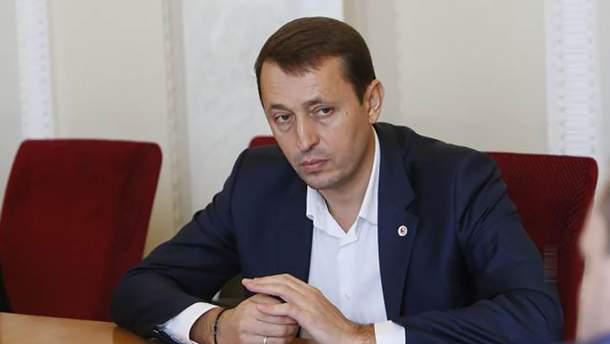 ГБР вызвало на допрос нардепа Валерия Дубиля