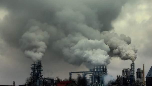Що відбувається з повітрям в Україні?