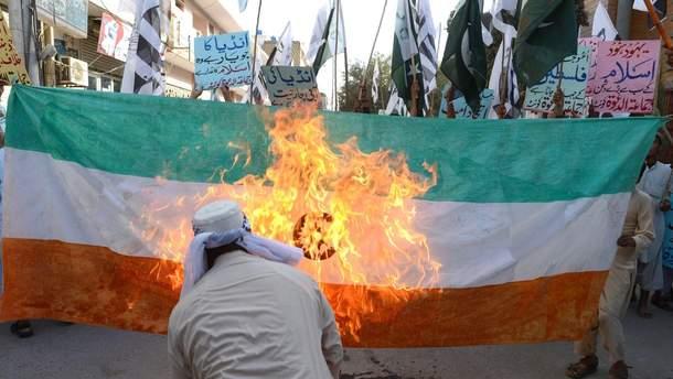 Конфлікт між Пакистаном та Індією може спалахнути з новою силою