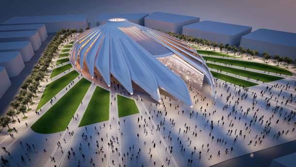 Expo-2020 состоится в Дубае