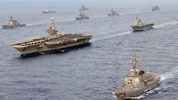Мілітаризація Криму, Чорного та Азовського морів загрожує незалежності України, – НАТО