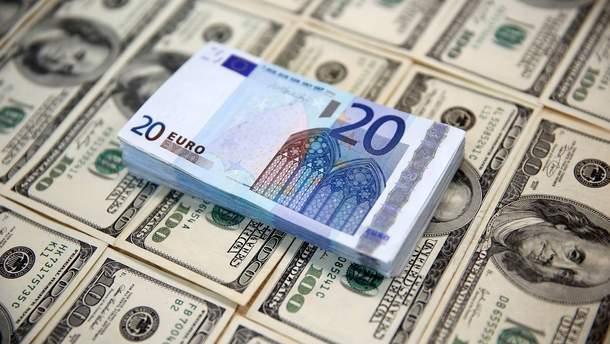 Курс валют НБУ на 01.03.2019: курс долара, курс євро
