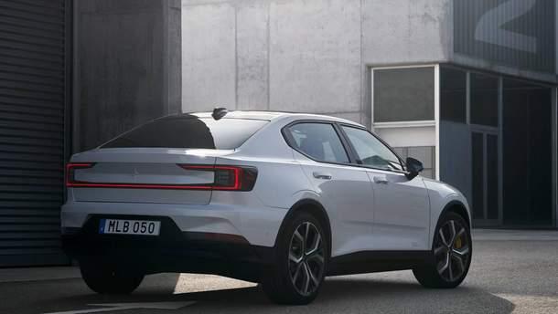 Volvo Polestar 2: особливості нового електрокара