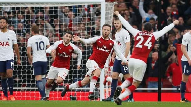 Тоттенхем - Арсенал: прогноз, ставки на матч АПЛ 2018/19