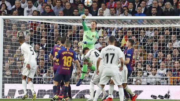 Реал - Барселона: прогноз, ставки на матч Чемпіонату Іспанії 2018/2019
