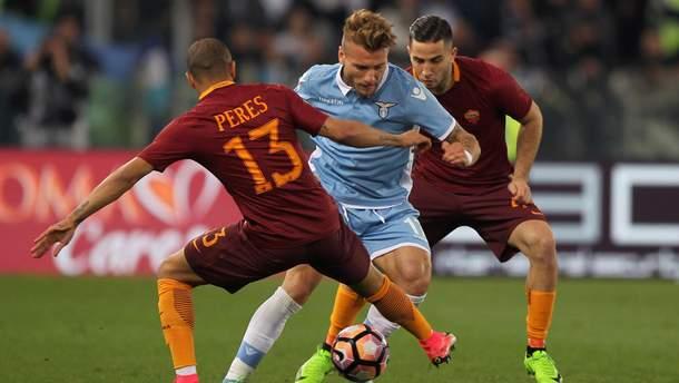 Лацио – Рома прогноз и ставки на матч чемпионата Италии 2018/19