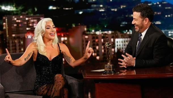 Леди Гага прокомментировала слухи о романе с Брэдли Купером