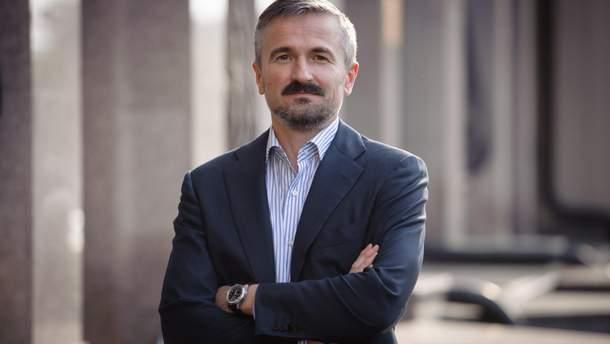 Сергей Носенко - биография кандидата в президенты Украины 2019