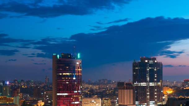 Хмарочоси дозволять будувати по всій території України