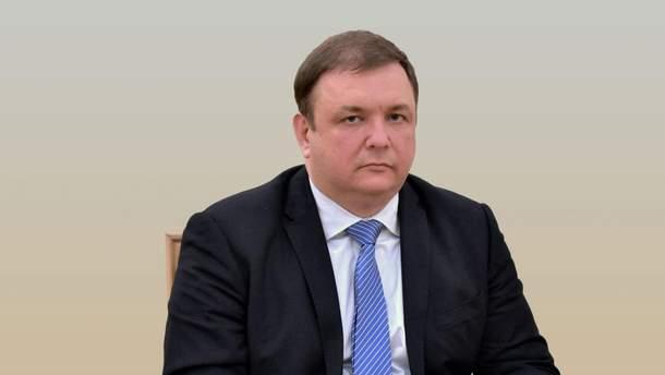 Станислав Шевчук, председатель Конституционного Суда Украины