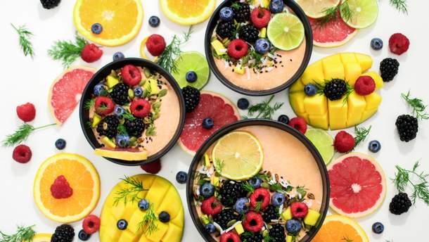 Что произойдет, если есть только фрукты и овощи каждый день