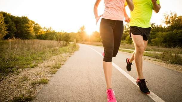 Супрун опровергла миф о вреде бега для колен