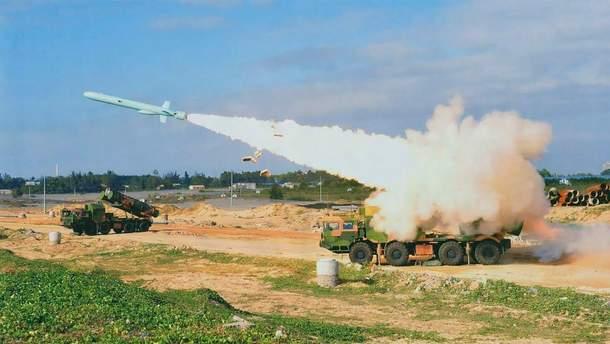 Окупанти проводять у Криму нові військові навчання