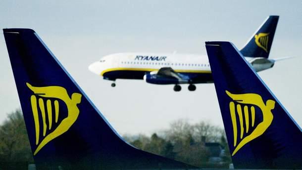 Ryanair розпродає квитки