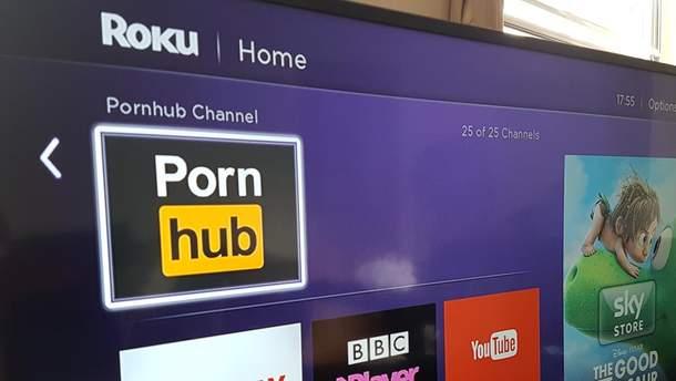 Перегляд порно