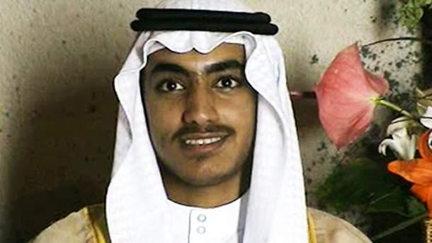 Террорист Хамза Бен Ладен