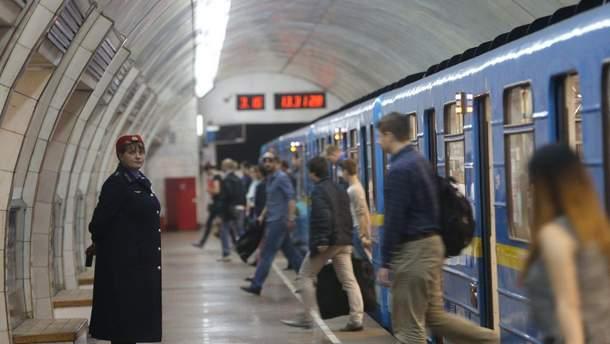 Підвищення цін на рекламу в метро