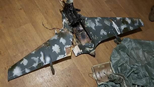 На Донбасі збили російський безпілотник