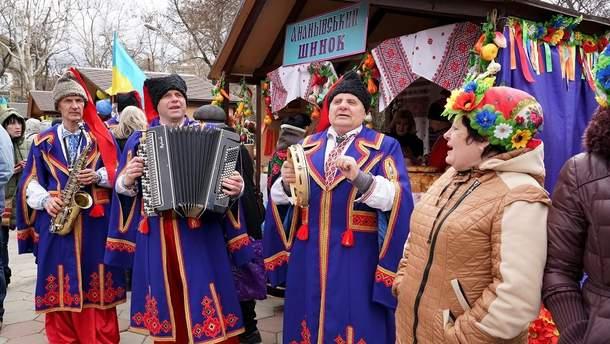В Одессе отпраздновали 87 день рождения области