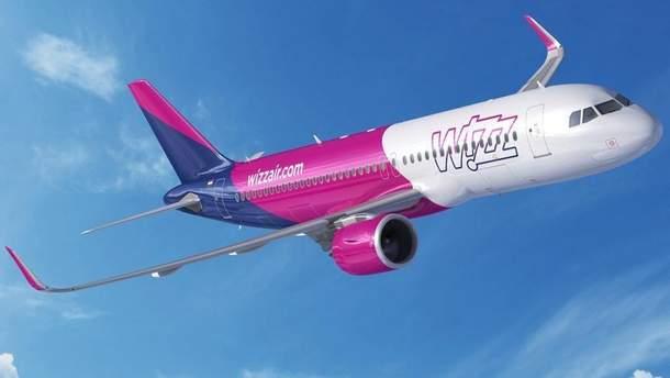 Wizz Air начала летать из Киева в еще один немецкий город