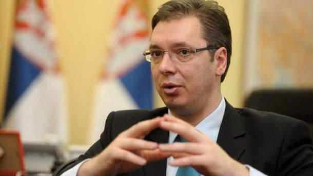 Вучич ожидает нападения Косово
