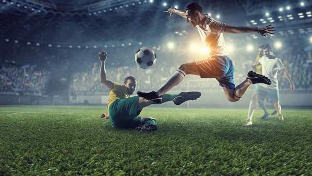 Календарь матчей чемпионата и Кубка Украины по футболу, еврокубков и поединков сборной