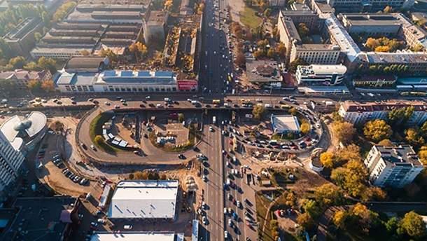 Ремонт Шулявського мосту 2019 - об'їзд, карта як об'їхати міст