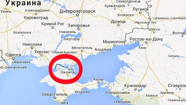 Google перестал обозначать Крым украинской территорией в России