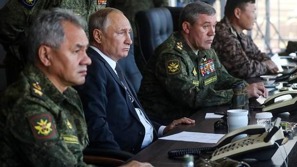 Россия может вторгнуться в Украину по трем направлениям