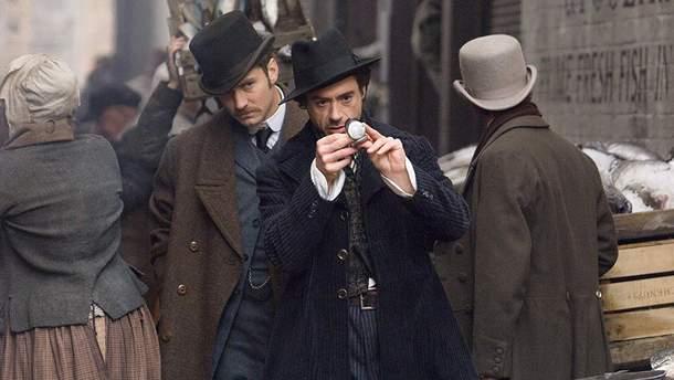 """Премьеру """"Шерлока Холмса 3"""" с Робертом Дауни-младшим перенесли на 2021 год"""