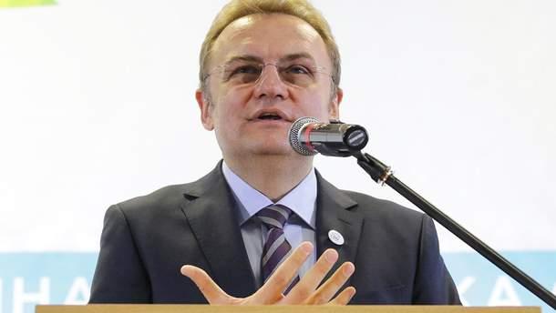 Андрій Садовий розповів, яку країну хоче збудувати