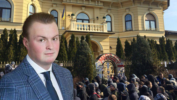 "Порошенко скликав РНБО через скандал в ""Укроборонпромі"""