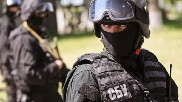 СБУ задержала харьковского чиновника, работавшего на ФСБ России